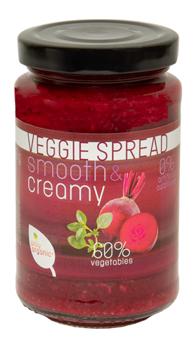 Veggie spread Smooth & Creamy