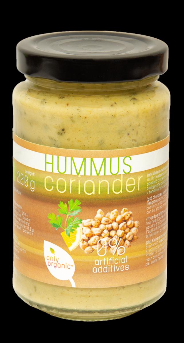 Hummus Coriander